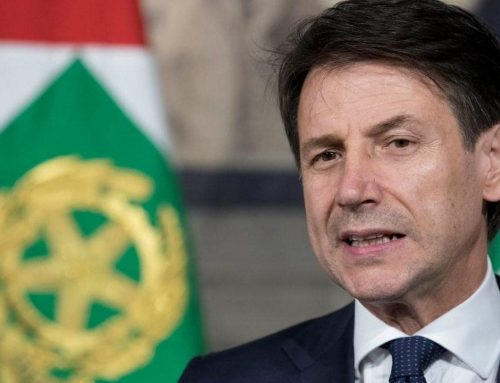 Italian PM arrives in Doha