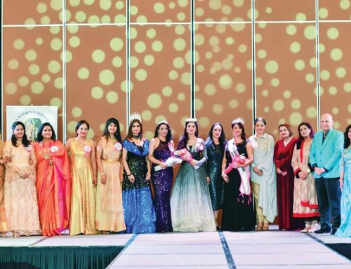 25 women take part in Indian Women's Association annual beauty pageant